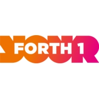 Logo of radio station Forth 1