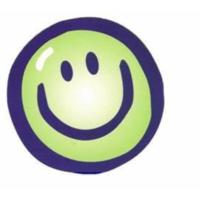 Logo of radio station WTAC Smile FM