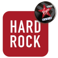 Logo of radio station Virgin Radio Hard Rock