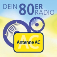 Logo of radio station Antenne AC - 80er Radio