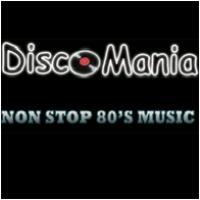 Logo de la radio Discomania