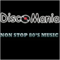 Logo of radio station Discomania