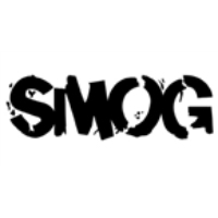 Logo of radio station SMOG