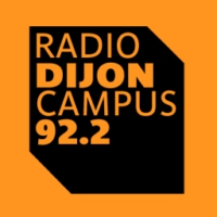 Logo of radio station Radio Dijon Campus 92.2 FM