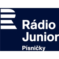 Logo of radio station Český rozhlas - Rádio Junior Písničky