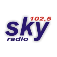 Logo of radio station Sky Radio 102.5 FM