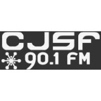 Logo of radio station CJSF