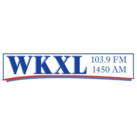 Logo of radio station WKXL
