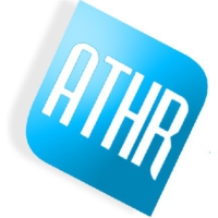 Logo of radio station ATHR