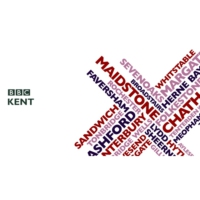 Logo of radio station BBC Radio Kent