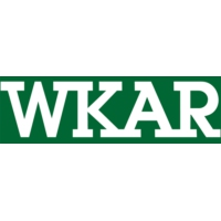 Logo of radio station WKAR FM 90.5