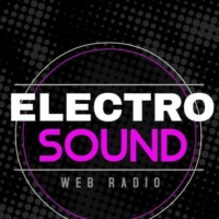 Logo of radio station electrosound