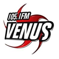 Logo de la radio Venus FM 105.1