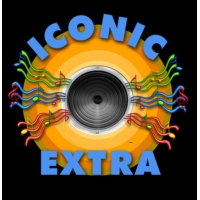 Logo of radio station Iconic Extra