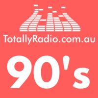 Logo of radio station Totally Radio 90's
