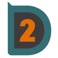 Logo de la radio D-TWO