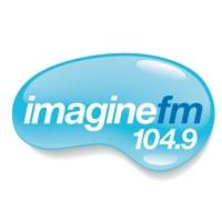 Logo of radio station Imagine FM
