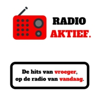 Logo of radio station AKTieF GOLD