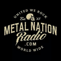 Logo of radio station Metal Nation Radio