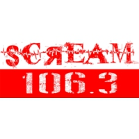 Logo of radio station Scream 106,3