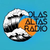 Logo of radio station Olas Altas Radio