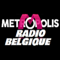 Logo of radio station Métropolis Radio (Belgique)
