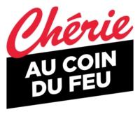 Logo of radio station Chérie Au Coin du Feu