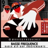 Logo of radio station Basse Fréquence