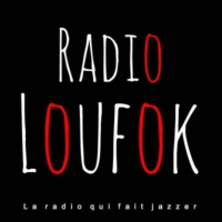 Logo of radio station Radio Loufok