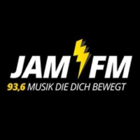 Logo of radio station Jam FM