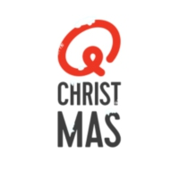 Logo de la radio Qmusic - Christmas