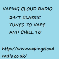 Logo de la radio Vaping Cloud Radio