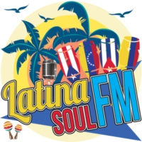 Logo of radio station LatinaSoulFM