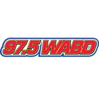 Logo of radio station 975 WABD