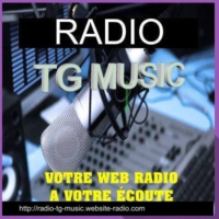 Logo of radio station TG MUSIC
