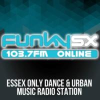 Logo de la radio Funky.SX