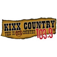 Logo of radio station Kixx Country 103.9 FM