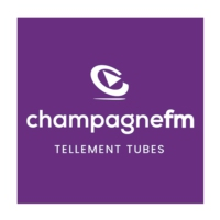 Logo of radio station Champagne FM