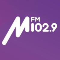 Logo de la radio M FM 102.9