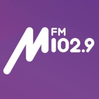 Logo of radio station M FM 102.9