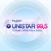 Logo de la radio Радио Unistar 99.5