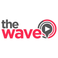 Logo de la radio The Wave 96.4FM