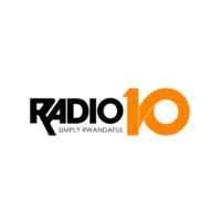 Logo de la radio Radio 10 Kigali