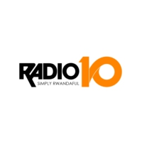 Logo of radio station Radio 10 Kigali