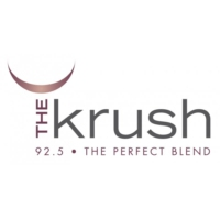 Logo of radio station KKAL The Krush