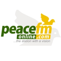 Logo of radio station Peace FM online
