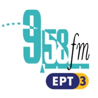 Logo of radio station 9,58fm ΕΡΤ3