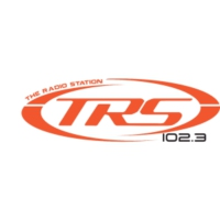 Logo of radio station TRS 102.3
