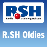 Logo of radio station R.SH Oldies