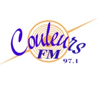 Logo of radio station Couleurs FM